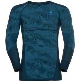 Odlo Suw Performance Blackcomb Miehet alusvaatteet , sininen